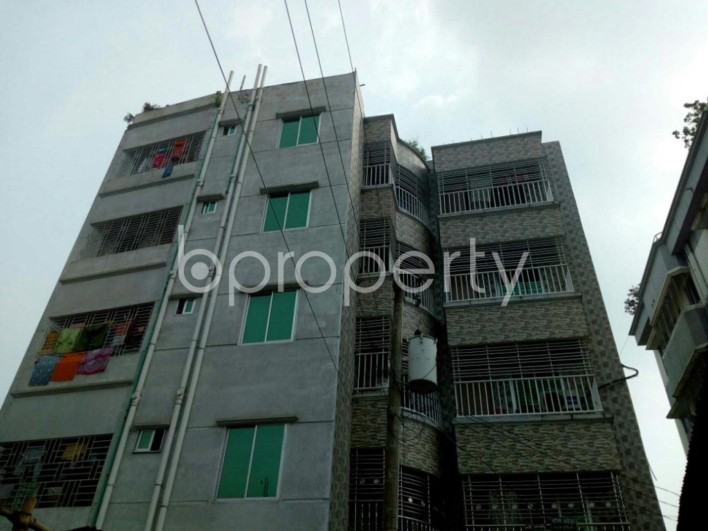 Front view - 2 Bed Apartment to Rent in Gazipur Sadar Upazila, Gazipur - 1930656