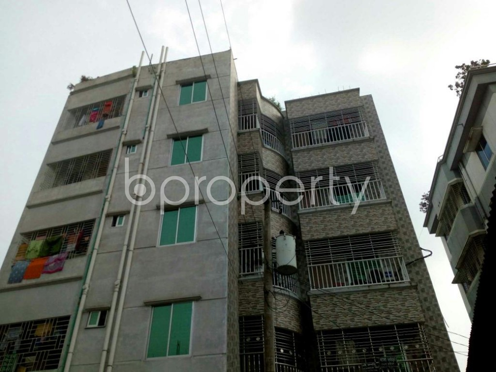 Front view - 2 Bed Apartment to Rent in Gazipur Sadar Upazila, Gazipur - 1930657