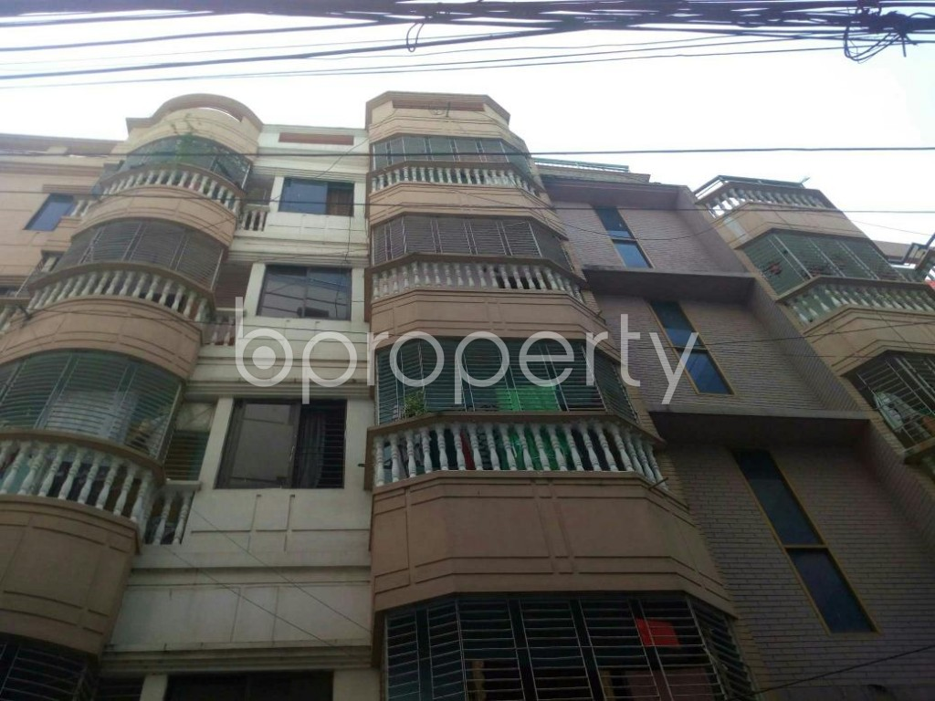 Front view - 3 Bed Apartment to Rent in Gazipur Sadar Upazila, Gazipur - 1930658