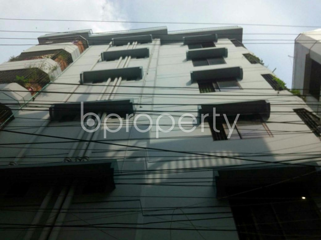 Front view - 2 Bed Apartment to Rent in Gazipur Sadar Upazila, Gazipur - 1930672
