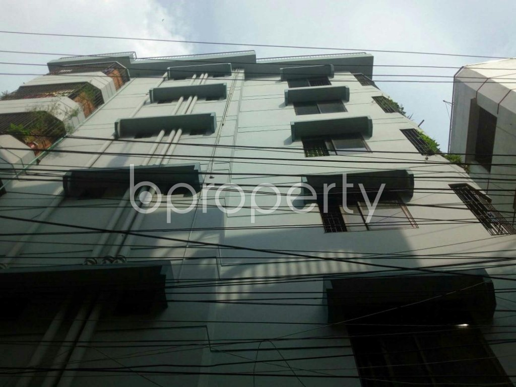 Front view - 2 Bed Apartment to Rent in Gazipur Sadar Upazila, Gazipur - 1930673