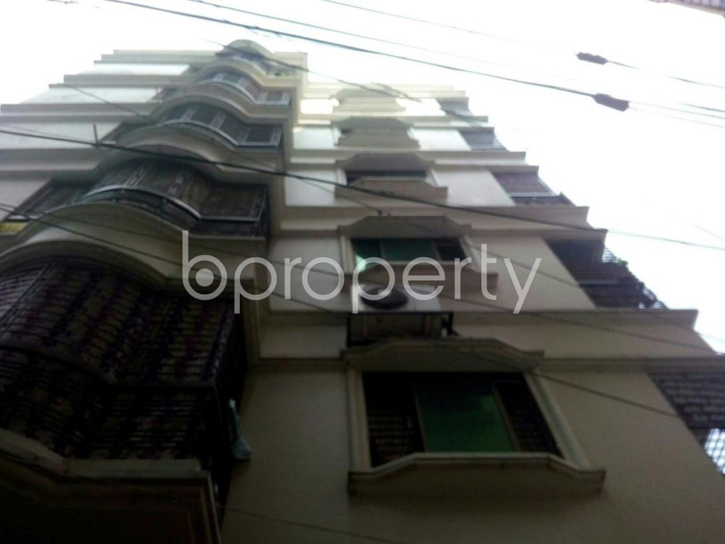 Front view - 2 Bed Apartment to Rent in Gazipur Sadar Upazila, Gazipur - 1930675