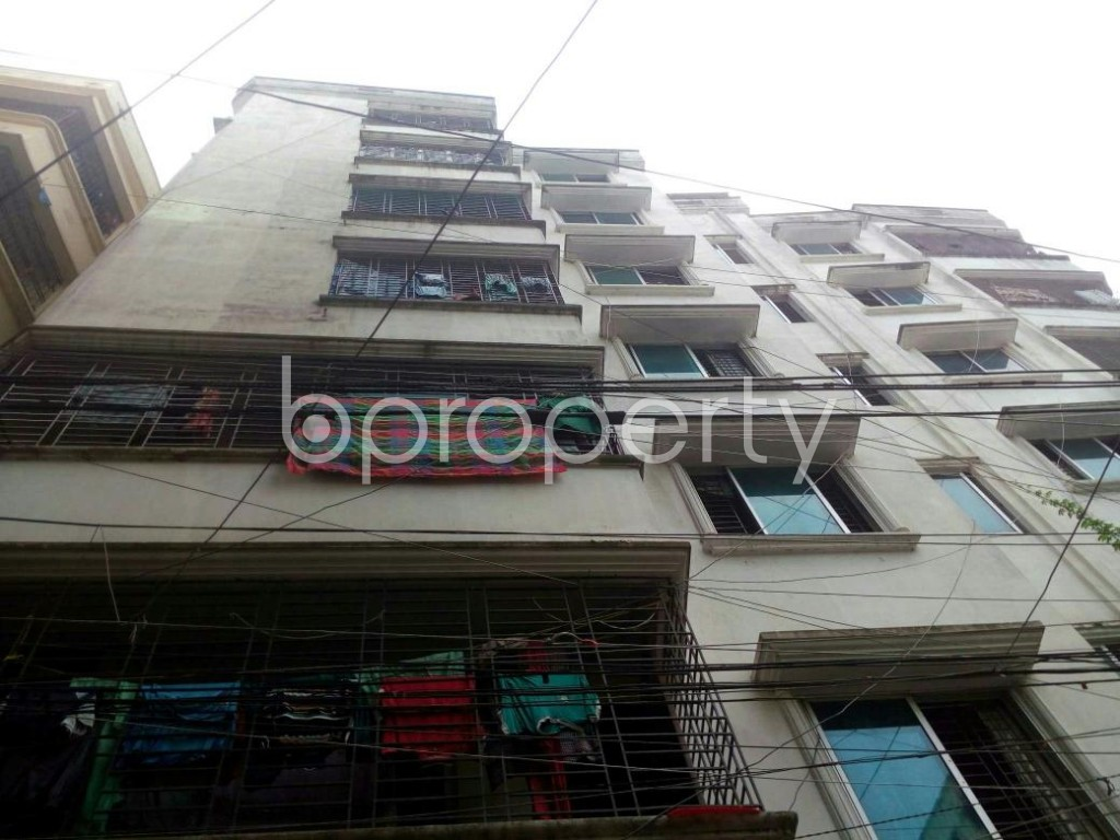 Front view - 2 Bed Apartment to Rent in Gazipur Sadar Upazila, Gazipur - 1930678