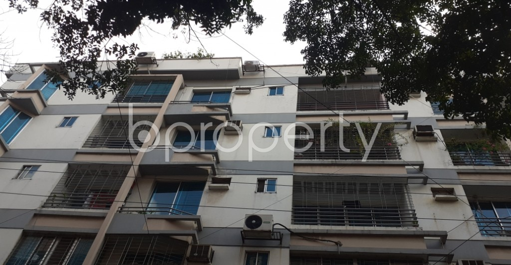 Front view - 3 Bed Apartment to Rent in Gulshan, Dhaka - 1930697