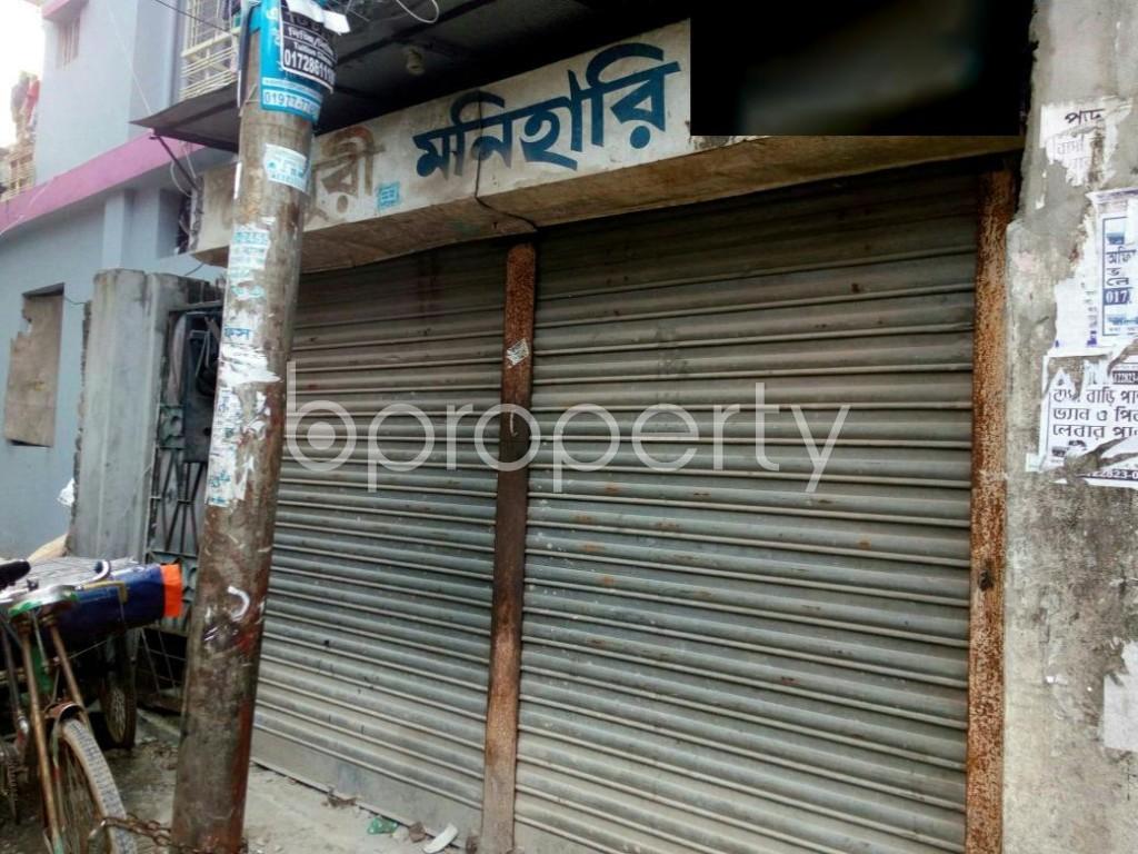 Front view - Shop to Rent in Badda, Dhaka - 1930707