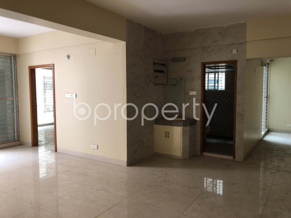 Dining area - 3 Bed Apartment for Sale in Tejgaon, Dhaka - 1922486