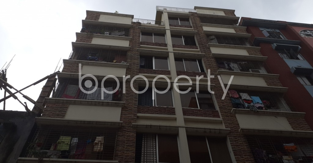 Front view - 2 Bed Apartment to Rent in Mohammadpur, Dhaka - 1930721