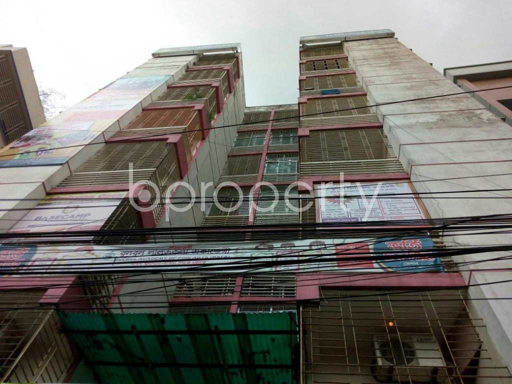 Front view - 3 Bed Apartment for Sale in Badda, Dhaka - 1930729