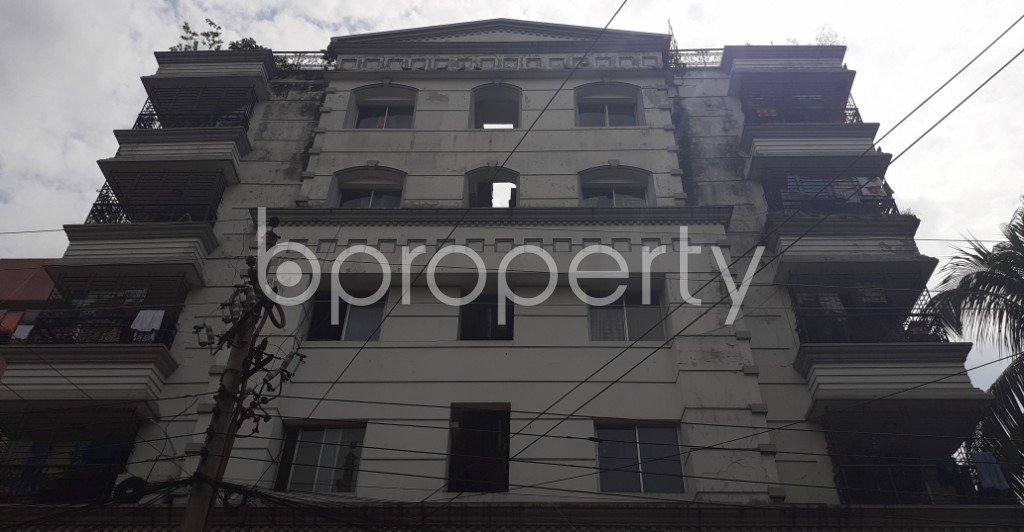Front view - 3 Bed Apartment to Rent in Dhanmondi, Dhaka - 1930734