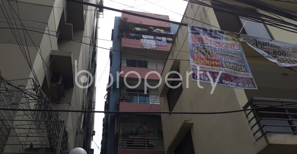 Front view - 3 Bed Apartment to Rent in Dhanmondi, Dhaka - 1930745
