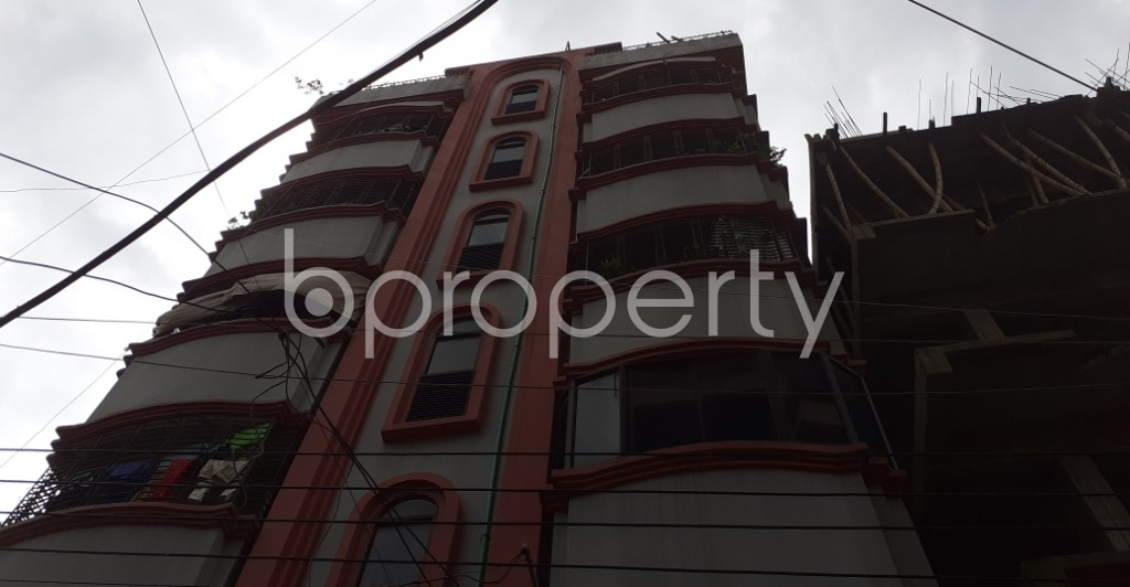 Front view - 2 Bed Apartment to Rent in Mohammadpur, Dhaka - 1930757