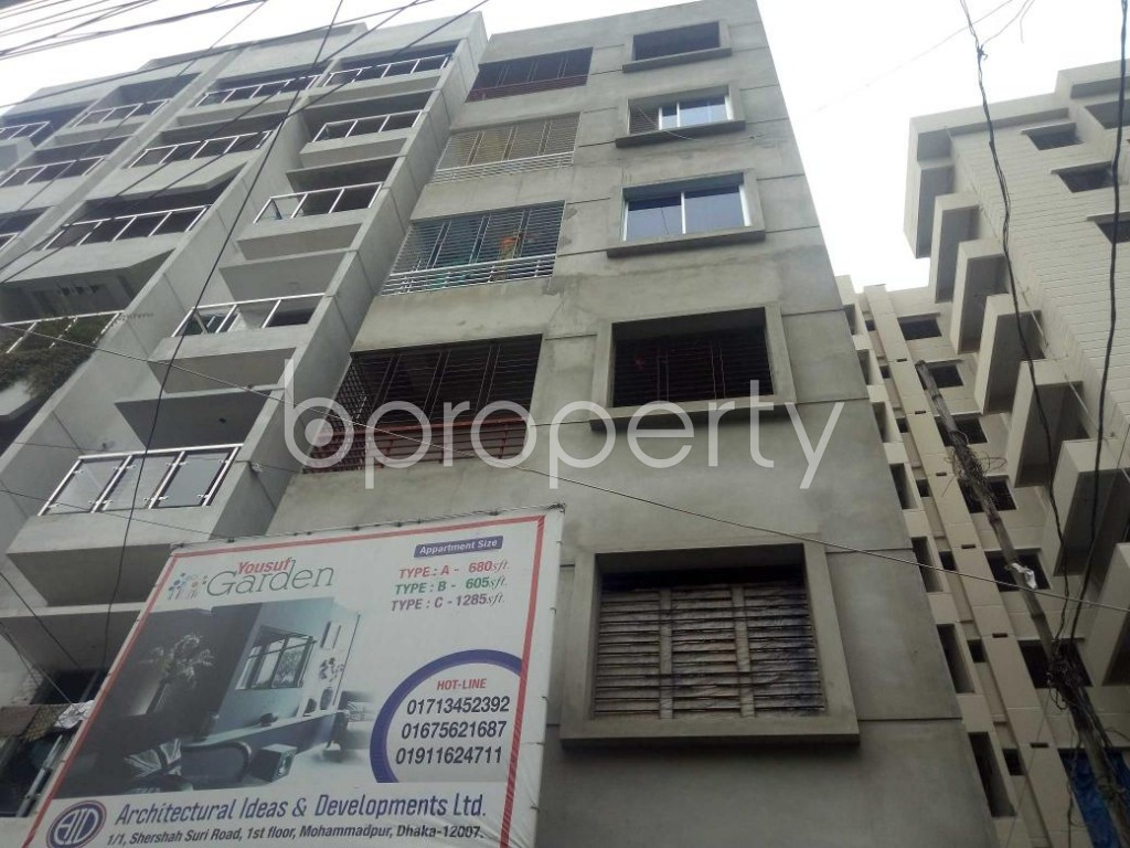 Front view - 2 Bed Apartment to Rent in Lalbagh, Dhaka - 1930780