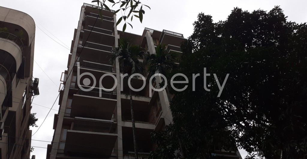 Outside view - 3 Bed Apartment to Rent in Dhanmondi, Dhaka - 1930781