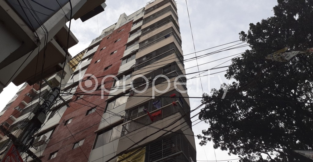 Outside view - 3 Bed Apartment to Rent in Dhanmondi, Dhaka - 1930808