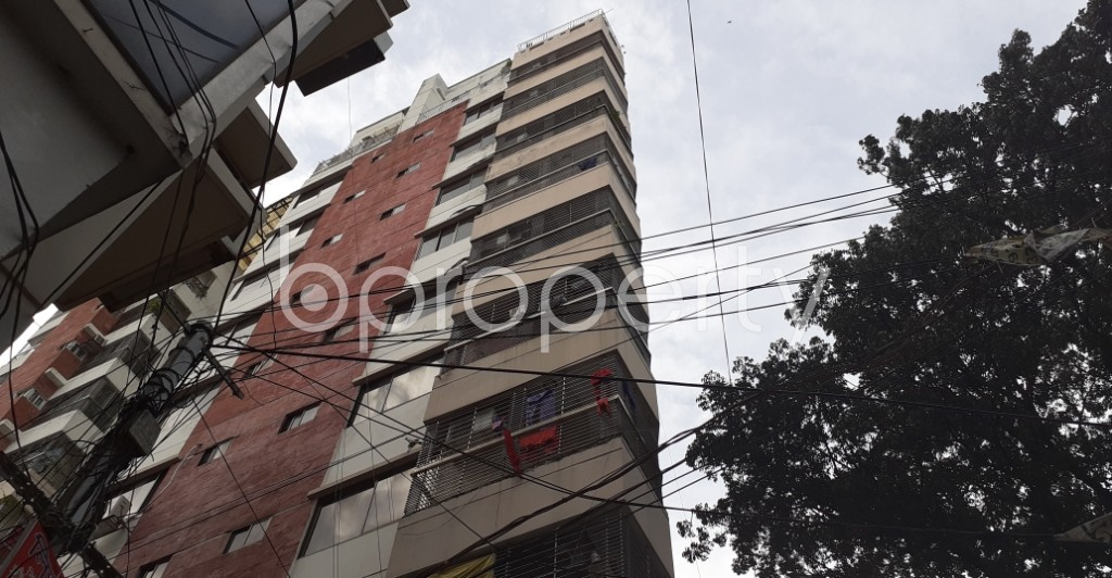 Outside view - 4 Bed Apartment to Rent in Dhanmondi, Dhaka - 1930809