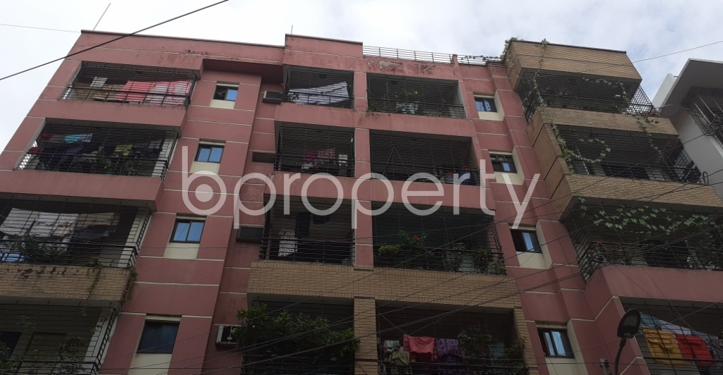 Front view - 3 Bed Apartment to Rent in Dhanmondi, Dhaka - 1930820