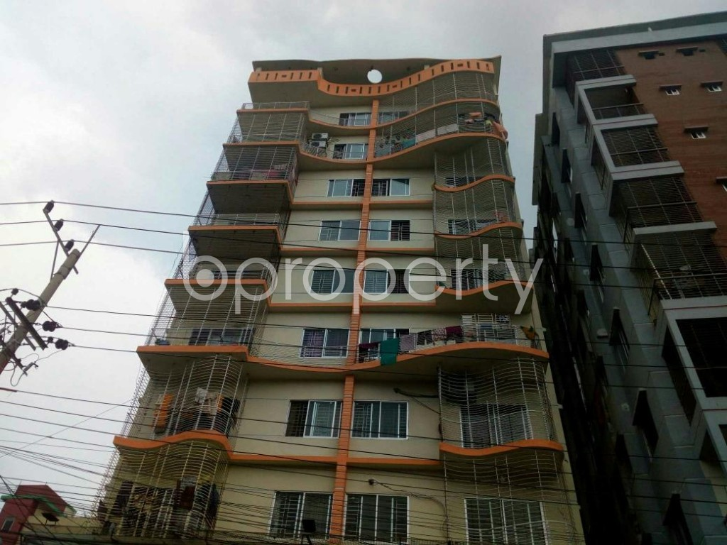 Front view - 2 Bed Apartment to Rent in East Nasirabad, Chattogram - 1930822