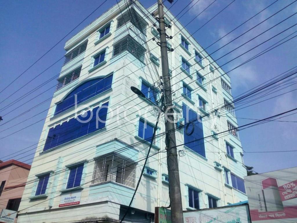 Outside view - 2 Bed Apartment to Rent in Poschim Kajal Shah , Sylhet - 1930838
