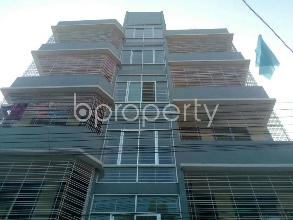 Front view - 3 Bed Apartment to Rent in Baghbari, Sylhet - 1930843
