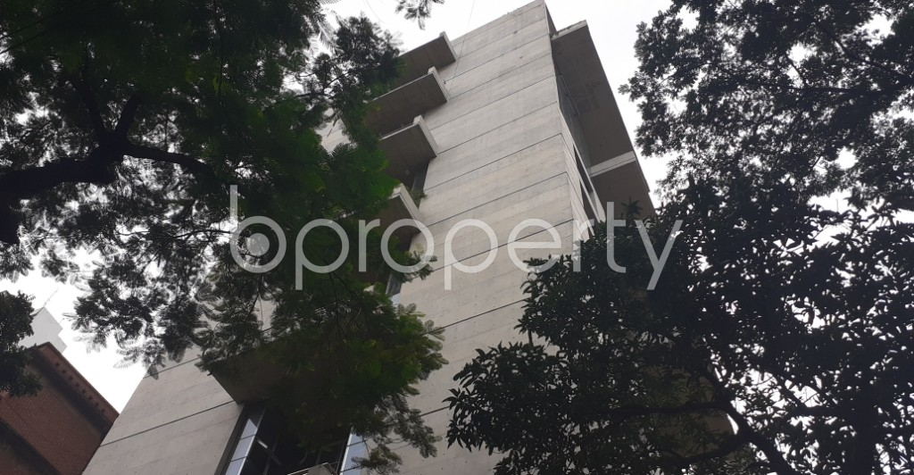 Front view - 4 Bed Apartment for Sale in Gulshan, Dhaka - 1930844