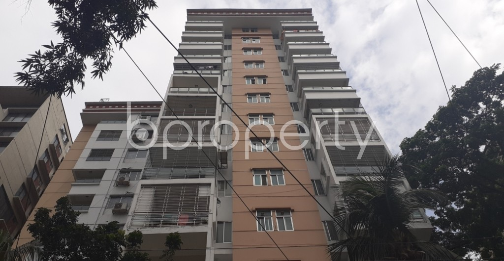 Front view - 4 Bed Apartment to Rent in Gulshan, Dhaka - 1930848