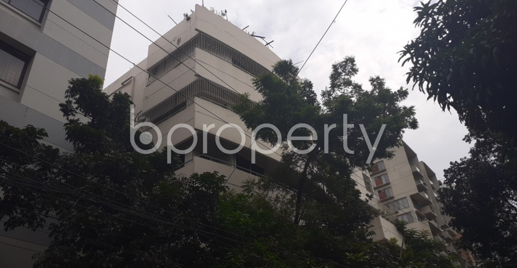 Front view - 4 Bed Apartment to Rent in Gulshan, Dhaka - 1930851