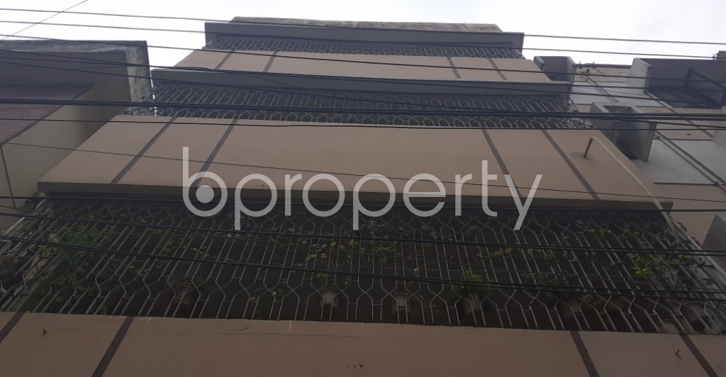 Outside view - 3 Bed Apartment to Rent in Lalmatia, Dhaka - 1930864