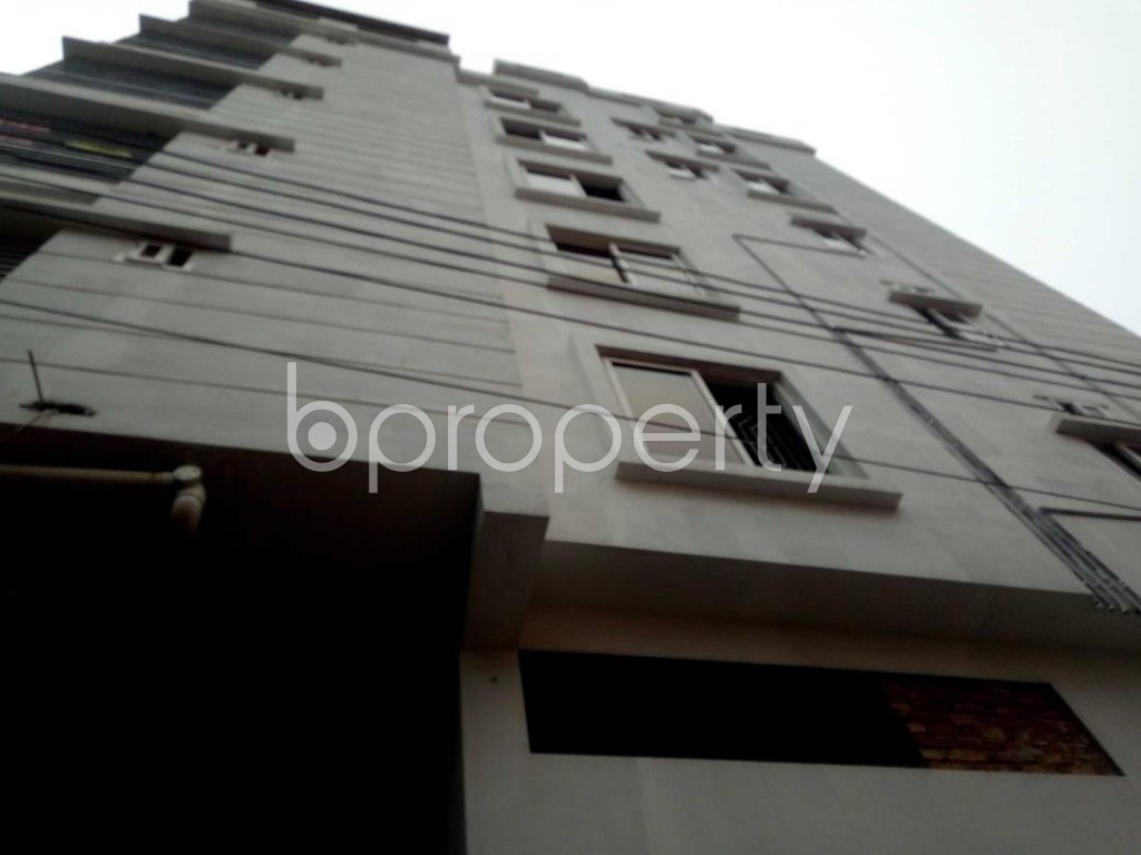Front view - 2 Bed Apartment to Rent in Bakalia, Chattogram - 1930867