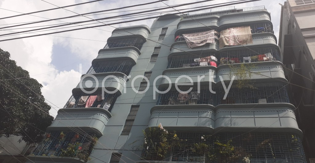 Outside view - 2 Bed Apartment to Rent in Lalmatia, Dhaka - 1930869
