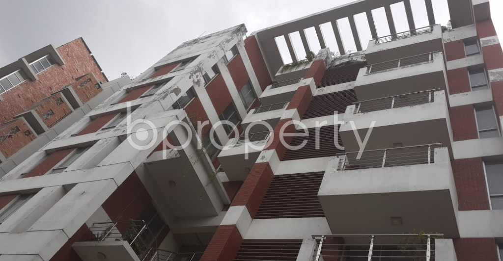 Outside view - Office to Rent in Lalmatia, Dhaka - 1930870