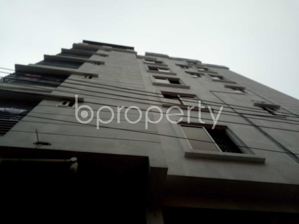 Street View - 2 Bed Apartment to Rent in Bakalia, Chattogram - 1930880