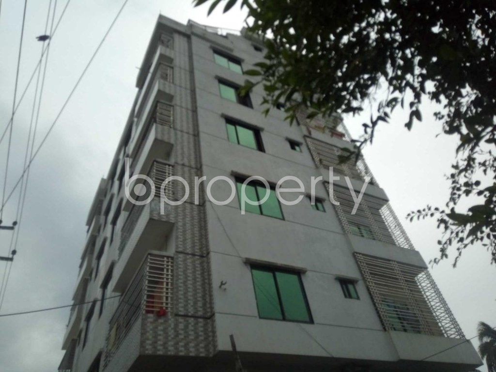 Front view - 2 Bed Apartment to Rent in Bakalia, Chattogram - 1930890