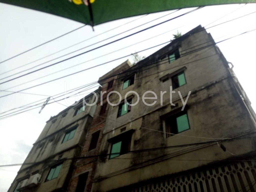 Front view - 1 Bed Apartment to Rent in Bakalia, Chattogram - 1930893
