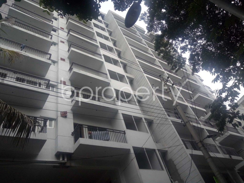 Outside view - 3 Bed Apartment for Sale in Khilgaon, Dhaka - 1930896