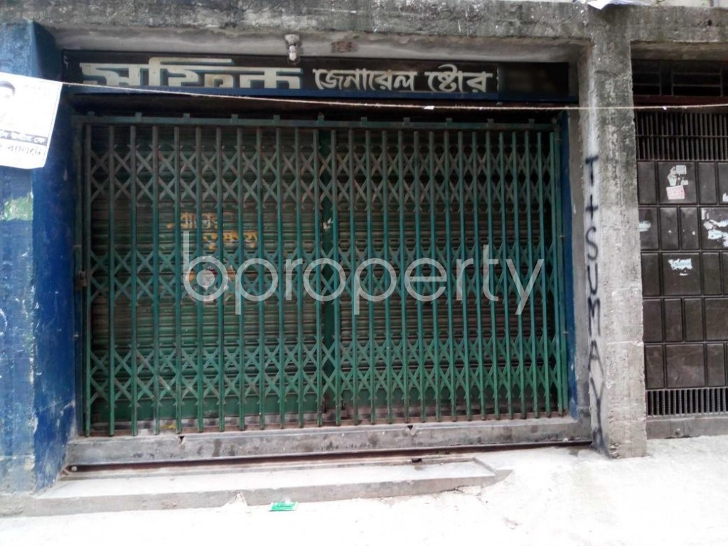 Front view - Shop to Rent in Mirpur, Dhaka - 1930899
