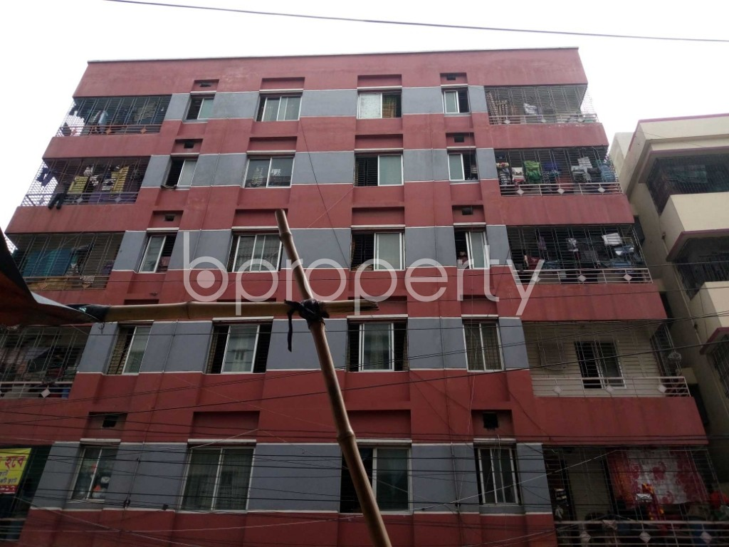 Front view - 2 Bed Apartment for Sale in Mirpur, Dhaka - 1930914