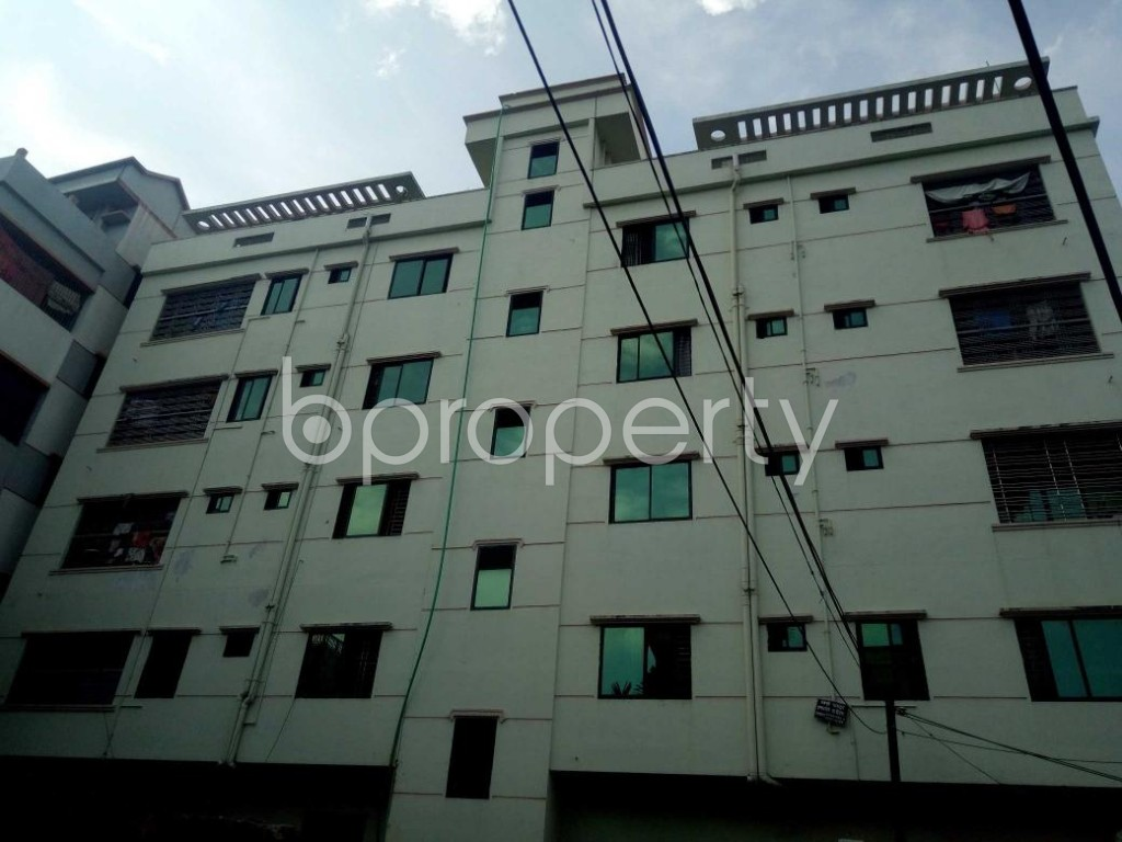 Front view - 1 Bed Apartment to Rent in Bakalia, Chattogram - 1930930