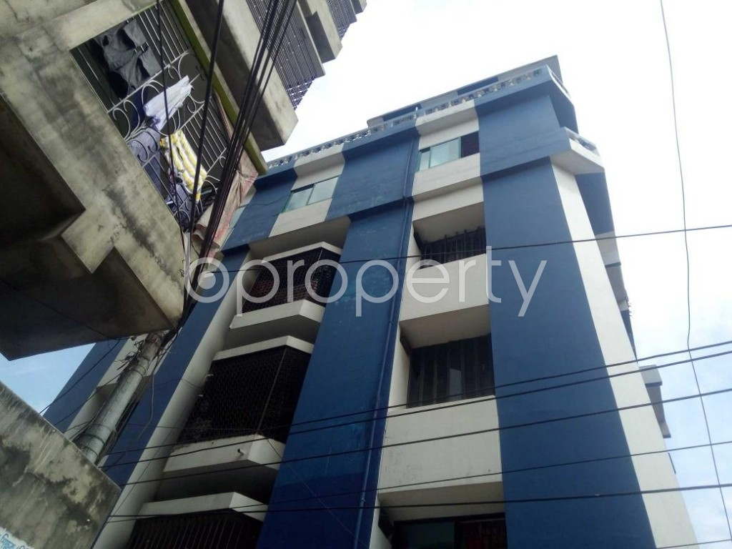 Front view - 2 Bed Apartment to Rent in Bakalia, Chattogram - 1930938