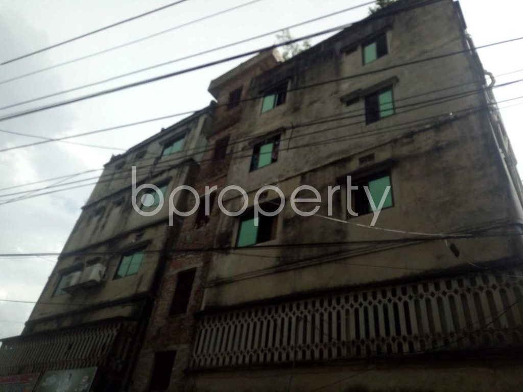 Front view - 2 Bed Apartment to Rent in Bakalia, Chattogram - 1930947