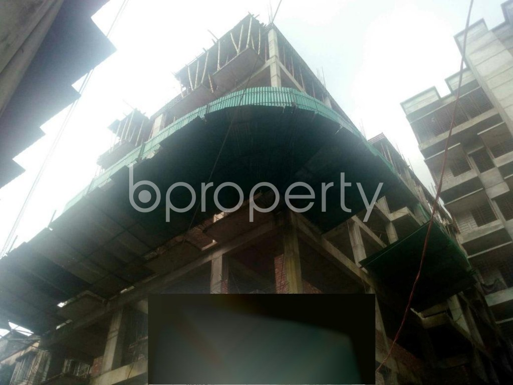 Outside view - 3 Bed Apartment for Sale in Rampura, Dhaka - 1930951