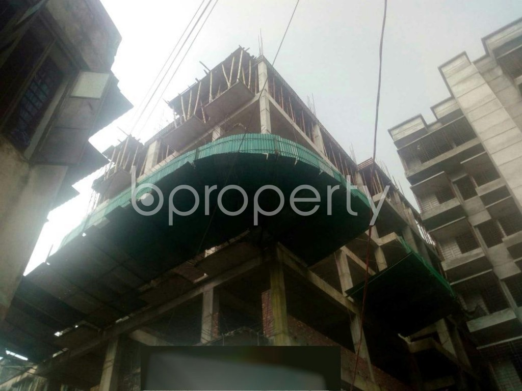 Outside view - 3 Bed Apartment for Sale in Rampura, Dhaka - 1930954