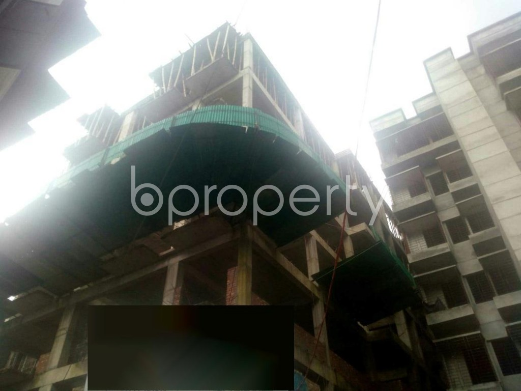 Outside view - 3 Bed Apartment for Sale in Rampura, Dhaka - 1930955