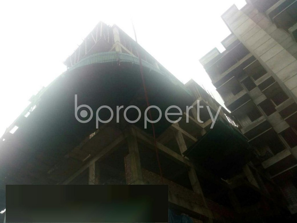 Outside view - 3 Bed Apartment for Sale in Rampura, Dhaka - 1930956