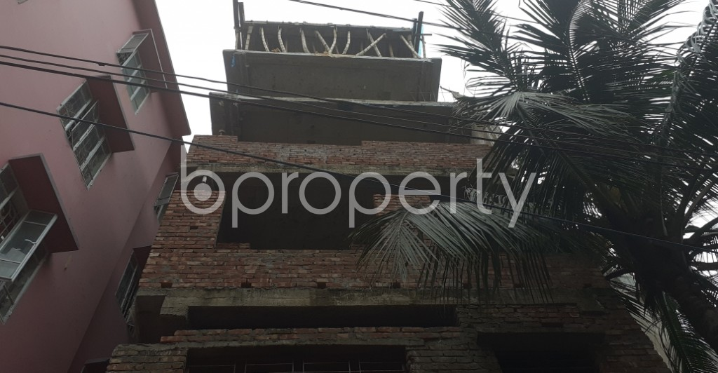 Front view - 2 Bed Apartment for Sale in Dhanmondi, Dhaka - 1930963