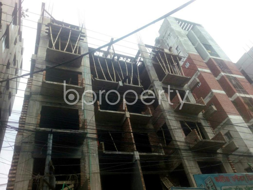 Outside view - 3 Bed Apartment for Sale in Rampura, Dhaka - 1930961