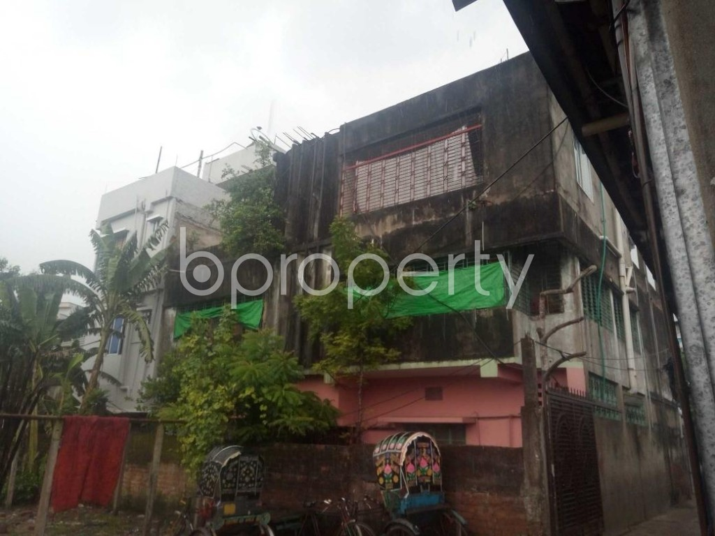 Front view - 2 Bed Apartment to Rent in Bakalia, Chattogram - 1930965