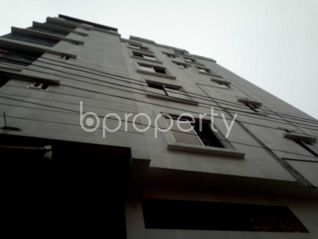 Front view - 2 Bed Apartment to Rent in Bakalia, Chattogram - 1930973