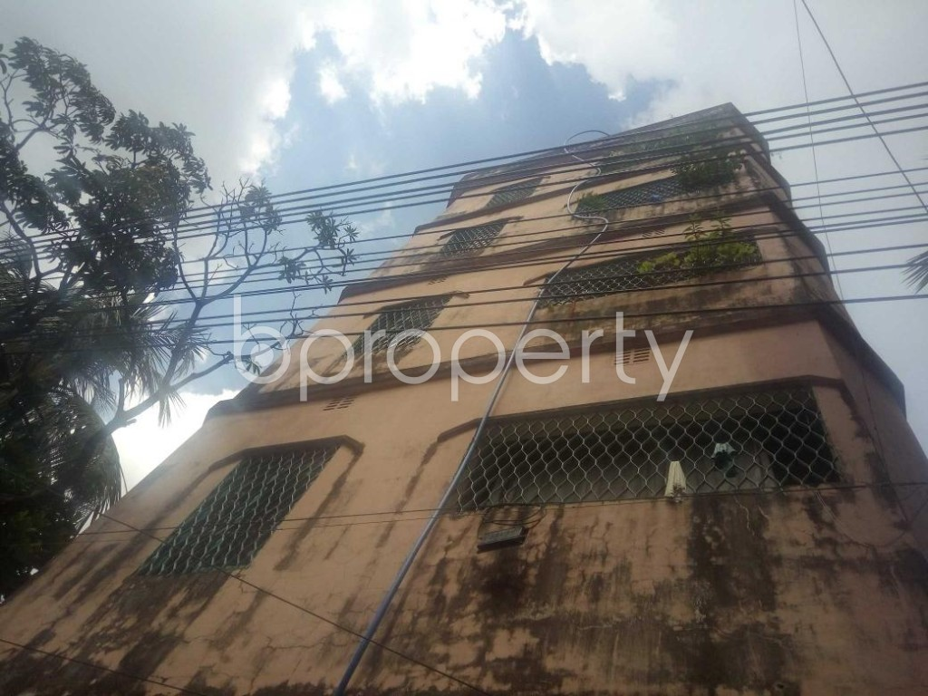 Front view - 2 Bed Apartment to Rent in Bakalia, Chattogram - 1930988