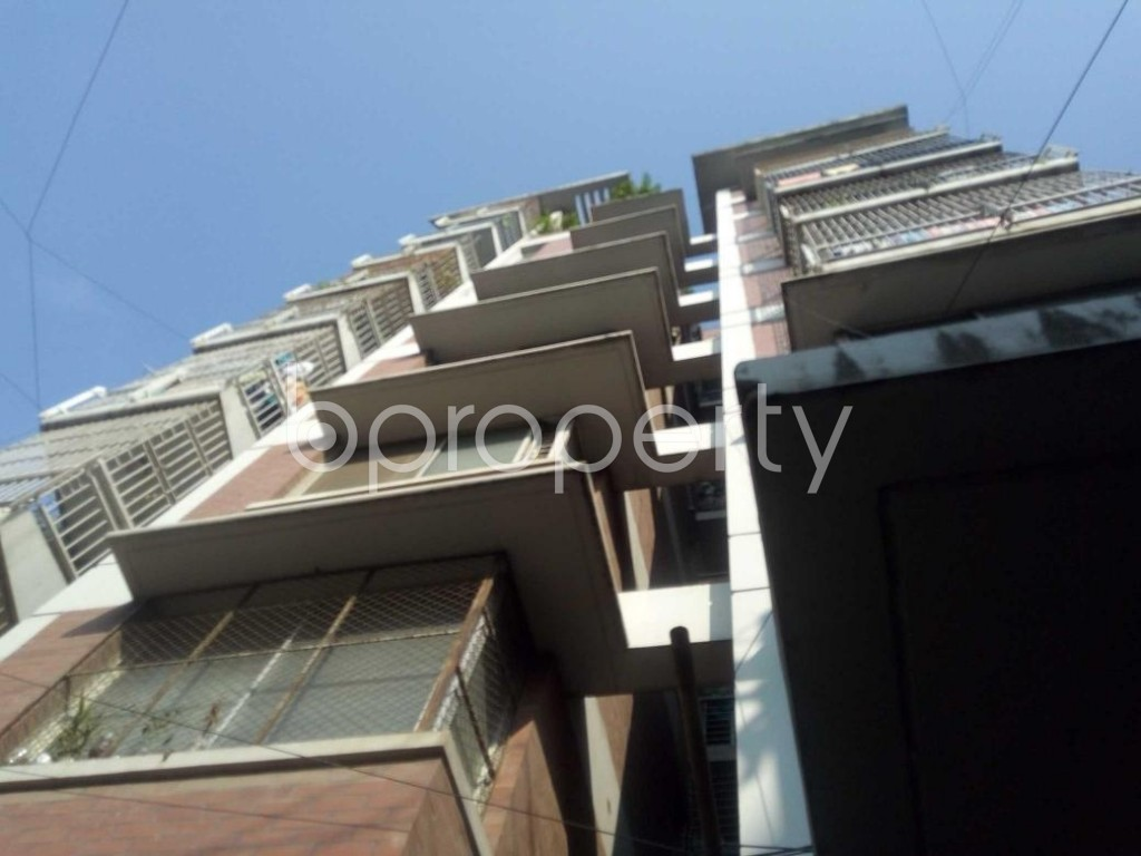 Front view - 2 Bed Apartment to Rent in Bakalia, Chattogram - 1930998