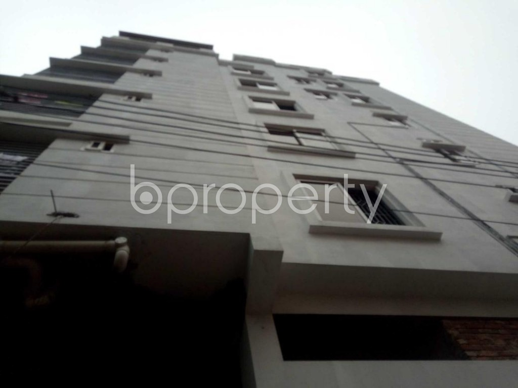 Front view - 2 Bed Apartment to Rent in Bakalia, Chattogram - 1931005